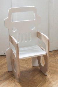 Krzesełko dziecięce Auto Tron