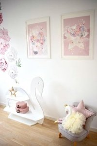 Półka dla dziecka Łabędź