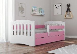 Łóżko dziecięce CLASSIC 1 różne kolory 180x80