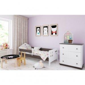Łóżko dziecięce POLA różne kolory