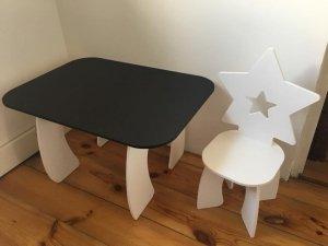 Krzesełko dla dziecka gwiazdka