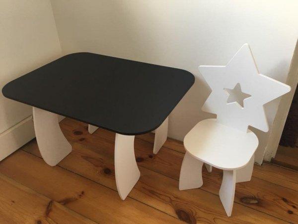 Krzesełko gwiazdka