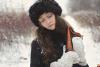 Winter symphony - Obraz na płótnie