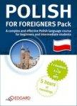 PAKIET Polski dla cudzoziemców.Polish for Foreigners Pack (+ CD)