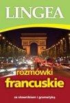 Rozmówki francuskie ze słownikiem i gramatyką (wyd. 2016)