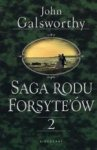 Saga rodu Forsyte'ów. Tom 2 (pocket)