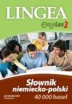 EasyLex 2 Słownik niemiecko-polski i polsko-niemiecki DVD