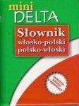 Mini słownik włosko-polski; polsko-włoski - DELTA