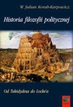 Historia filozofii politycznej Od Tukidydesa do Locke'a