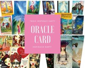 ORACLE CARD DECK. Twoje inspiracje