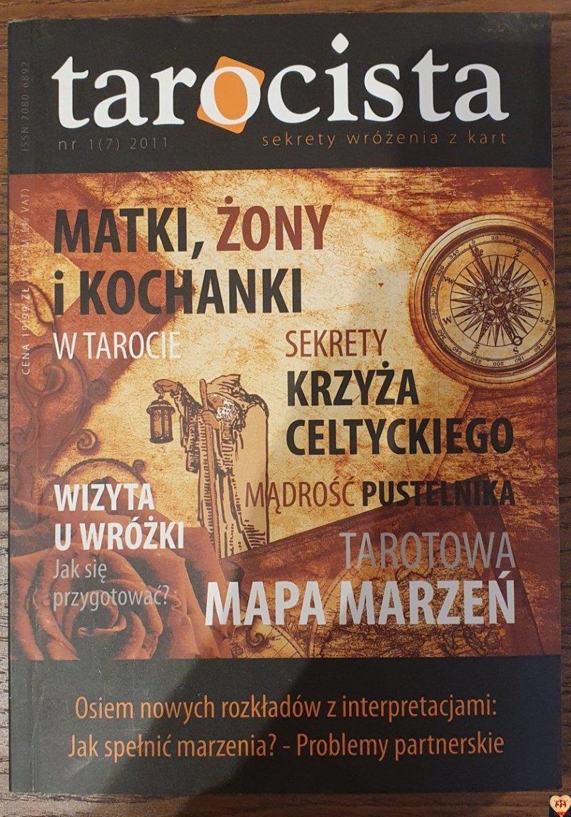 Tarocista nr 1(7) 2011