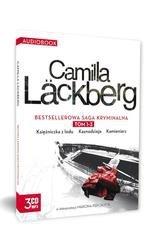 Pakiet Camilla Lackberg (tom 1-3) audiobook
