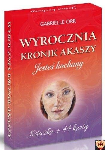 Wyrocznia Kronik Akaszy - książka i karty