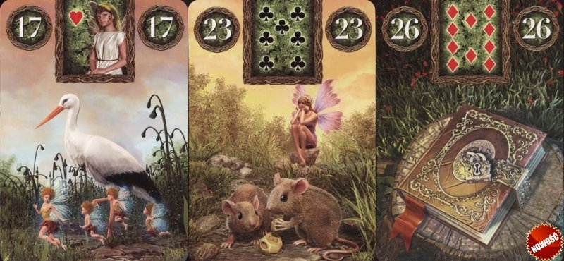Fairy Lenormand Oracle Cards instr.pl