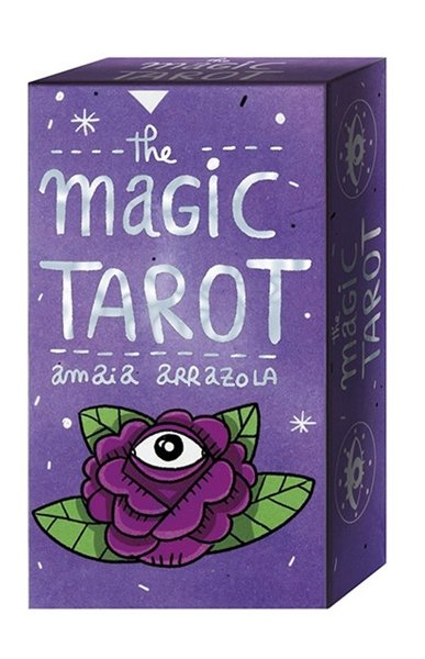 Magic Tarot, instrukcja po polsku