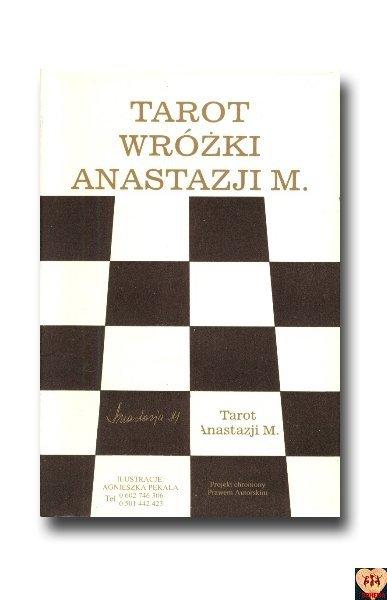 Tarot Wróżki Anastazji M.