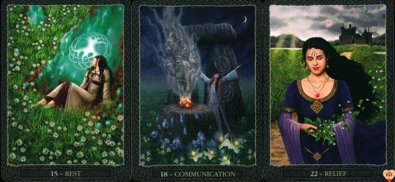 Earth Wisdom Oracle, instr.pl