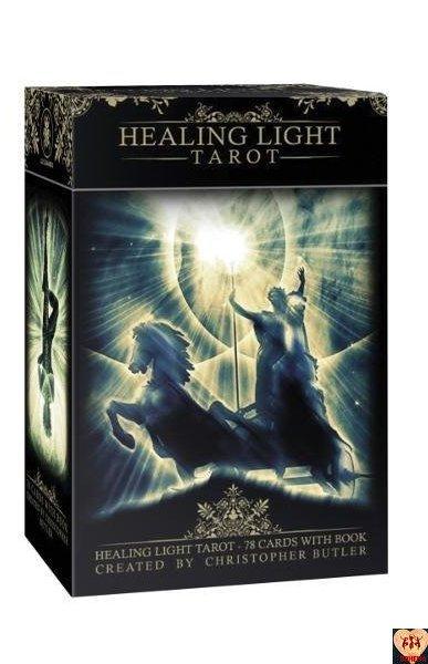 Healing Light Tarot instr.pl