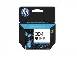 Tusz oryginalny HP 304 Black N9K06AE