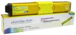 Toner Cartridge Web Yellow OKI C301 zamiennik 44973533