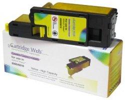 Toner Cartridge Web Yellow Xerox 6000/6010 zamiennik (region 3) 106R01633