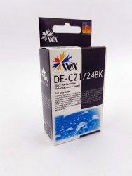 Tusz Czarny Canon BCI 24B BCI21B zamiennik 6881A002