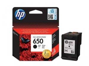 Tusz HP 650 Black Ink Advantage CZ101AE