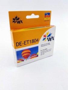 Tusz Wox Yellow EPSON T1804 zamiennik C13T18044010