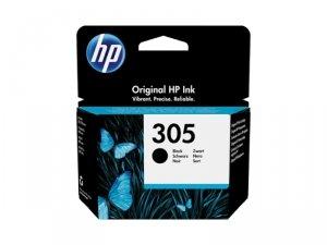 Tusz oryginalny HP 305 Black 3YM61AE