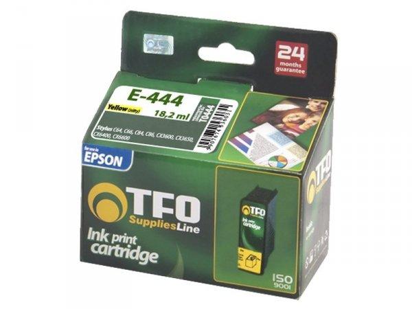 Tusz TFO E-444 zamiennik do Epson  T0444 Yellow