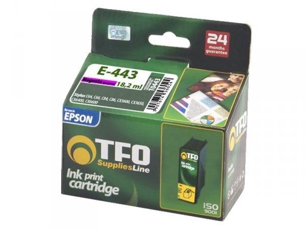Tusz TFO E-443 zamiennik do Epson  T0443 Magenta