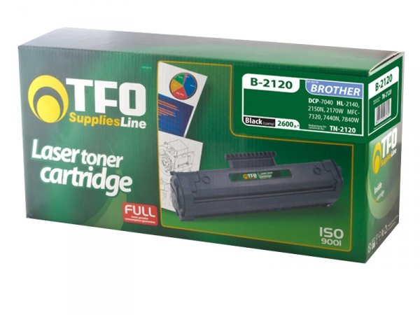 Toner TFO B-2120 zamiennik Brother TN2120
