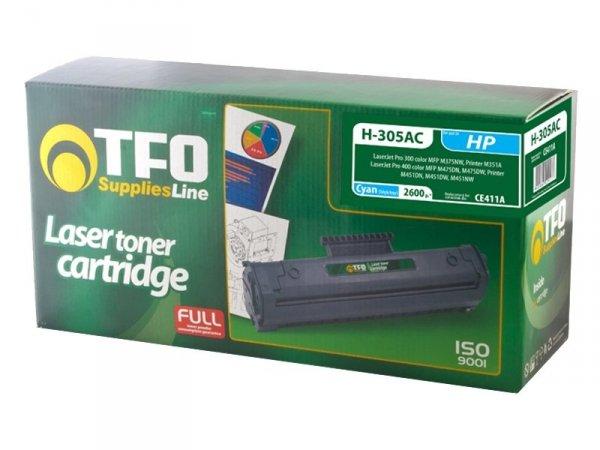 Toner TFO H-305AC zamiennik HP 305A Cyan CE411A