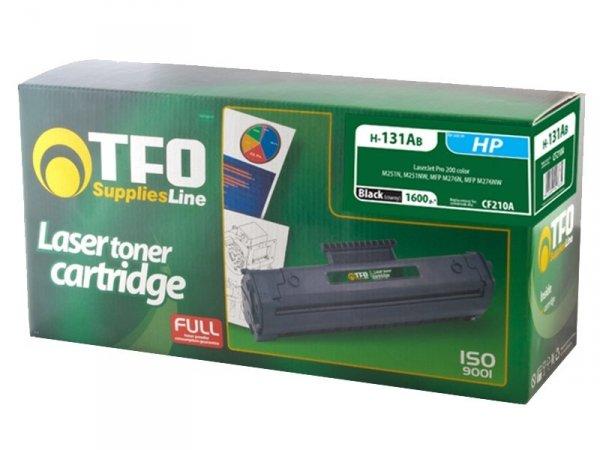 Toner TFO H-131AB zamiennik HP 131A Black CF210A