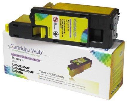 Toner Cartridge Web Yellow  Dell 1350 zamiennik 593-11019