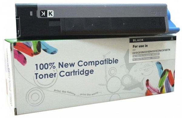 Toner Cartridge Web Black OKI C610 zamiennik 44315308