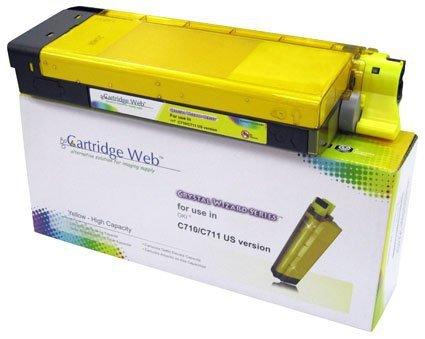 Toner Cartridge Web Yellow OKI C710/C711 zamiennik 44318605