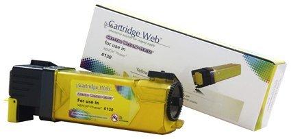 Toner Cartridge Web Yellow  Xerox 6140 zamiennik 106R01483