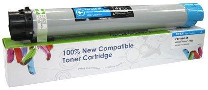 Toner Cartridge Web Cyan Xerox Phaser 7500 zamiennik 00106R01443