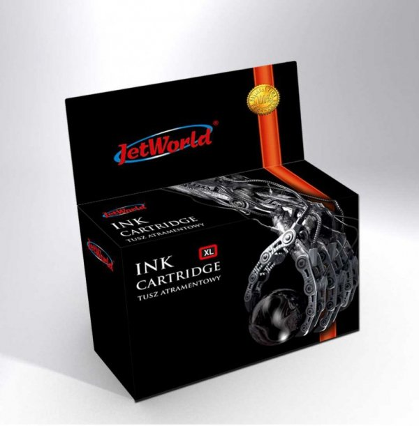 Tusz JetWorld Black Canon CLI 526BK zamiennik CLI526BK