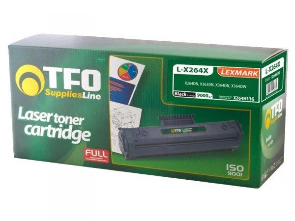 Toner TFO L-X264X  zamiennik Lexmark X264H11G