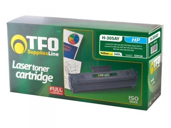 Toner TFO H-305AY zamiennik HP 305A Yellow CE412A