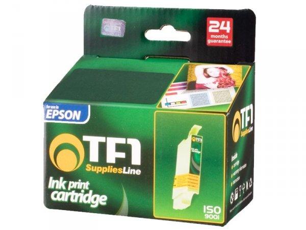 Tusz TFO E-712 zamiennik do Epson T0712 Cyan