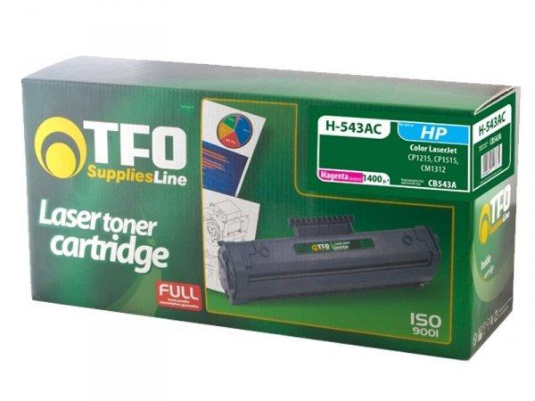 Toner TFO H-543AC zamiennik HP 125A Magenta CB543A