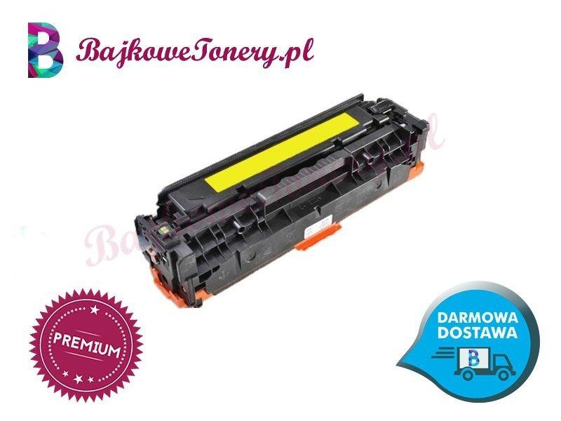 Toner premium zamiennik do canon crg718y, żółty, lbp7200cdn, mf8380cdw