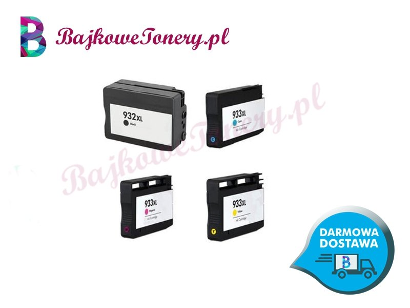 HP C2P42AE 932XL 933Xl Zabrze www.BajkoweTonery.pl