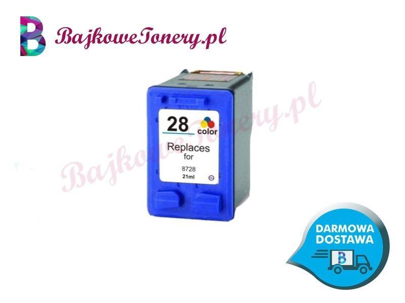 Tusz HP 28 C8728AE Zabrze www.BajkoweTonery.pl