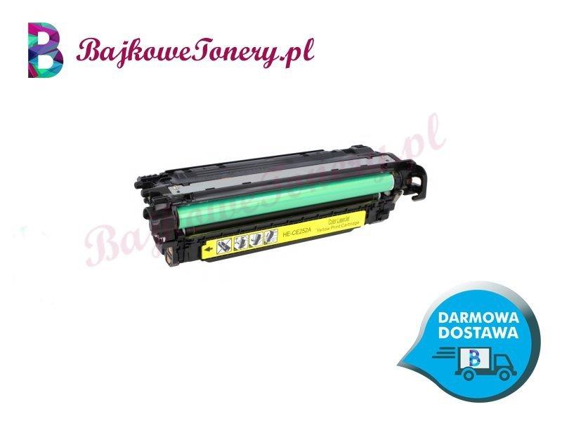 Toner HP CE252A Zabrze www.BajkoweTonery.pl