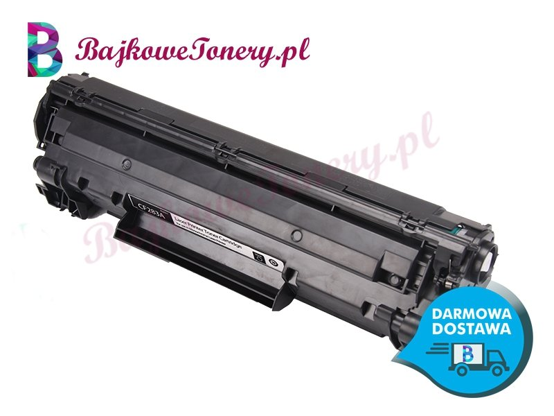 Toner HP CF283A Zabrze www.BajkoweTonery.pl