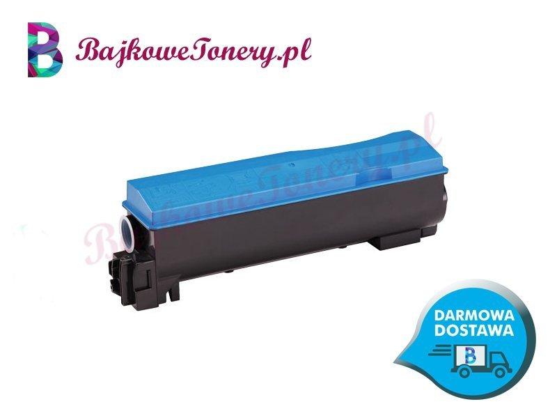 Toner Kyocera TK-550C Zabrze www.BajkoweTonery.pl